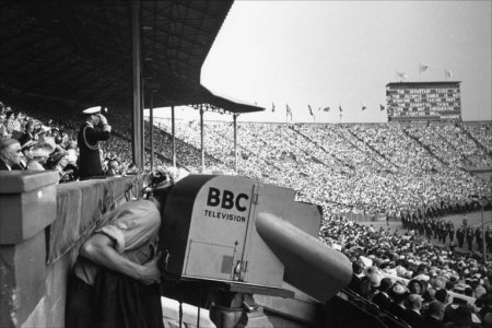 1948 Olympics filmed by the BBC
