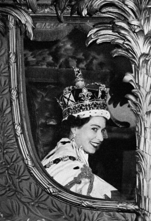 The Queen - 1953 Coronation.